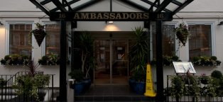 Ambassador Kensington Hotel London Bewertung