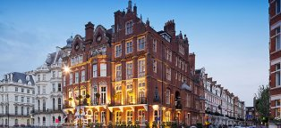 Boutique Hotel High Street Kensington London