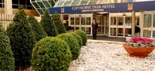 Copthorne Tara Hotel London Kensington Telephone