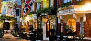 Five Star Hotel Kensington London