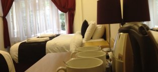 Kensington Court Hotel Notting Hill London
