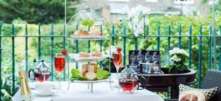 Kensington Hotel London Afternoon Tea Review