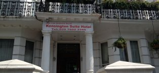 Kensington Suite Hotel London UK