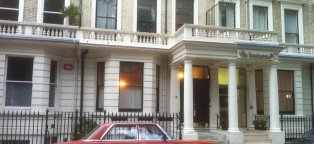 Villa Kensington Hotel London