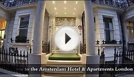 Amsterdam Hotel Earls Court London, SW5
