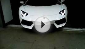 Lamborghini Aventador LP700-4 South Kensington London GB UK