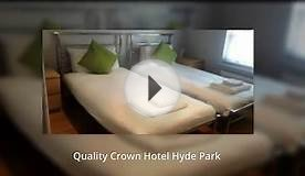 Quality Crown Hotel Hyde Park - London Hotel