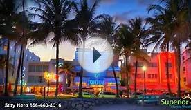 Red South Beach Hotel Miami - Superior Florida Vacation